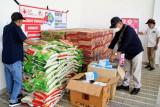 PT ANA bantu pangan dan masker untuk warga isoman di Morut