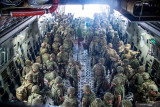 Pasukan Inggris akhiri evakuasi warga sipil dari Afghanistan