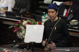 Presiden Jokowi: APBN 2022 harus antisipatif-responsif namun tetap hati-hati