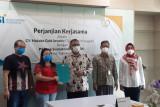 BSI Yogyakarta-Toko Mas Kranggan memperkuat produk cicil emas