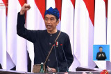 Presiden Jokowi: Belanja negara dalam RAPBN 2022 sebesar Rp2.708,7 triliun