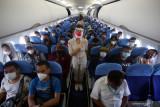 Persyaratan penerbangan di Bandara AP II  pada PPKM Jawa dan Bali