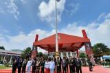 Gubernur Enembe  minta milenial maknai kemerdekaan RI dengan baik