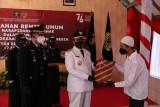 13 warga binaan Rutan Kelas IIB Wates mendapat remisi Kemerdekaan RI
