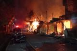 Saat HUT RI, 13 rumah terbakar di Matraman