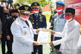 562 narapidana Lapas Sampit terima remisi