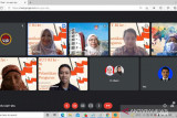 PPI UiTM di Malaysia peringati upacara HUT RI secara virtual