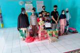 PT SEM bantu bahan pangan panti asuhan di Bartim