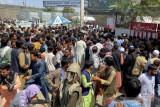 Dubes India dievakuasi dari Kabul