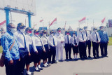 Bupati Jayawijaya serahkan SK CASN saat peringatan HUT RI