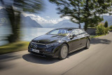 Harga sedan listrik Mercedes-EQ yang sudah bisa dipesan