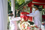 76 tahun Indonesia, wali kota-wawali Manado   bergantian jadi irup