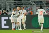 Bayern Muenchen rengkuh Piala Super Jerman seusai tundukkan Dortmund 3-1