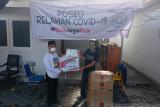 NasDem  bantu APD bagi relawan penanganan COVID-19 di Sulteng