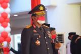 Kapolda Sulut ikuti Upacara HUT ke-76 Kemerdekaan RI di Kantor Gubernur