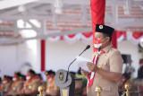 Gerakan Pramuka Sulawesi Selatan dukung percepatan vaksinasi COVID-19