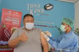 NTB menggelar vaksinasi massal dukung WSBK Mandalika