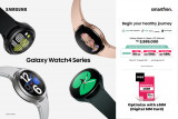 Baru, Smartfren eSIM untuk Samsung Galaxy Watch4 Classic LTE