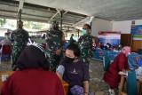 Kodim 1402 Polewali Mandar siapkan 500 dosis pada serbuan vaksinasi dosis kedua