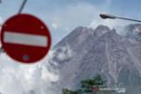 BPPTKG: Gunung Merapi mengalami 323 kali gempa guguran