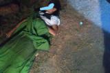 Satu tewas, sepeda motor tabrak truk di Praya Timur