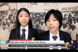 Kakak beradik Mischka dan Devon raih 33 medali olimpiade matematika masa pandemi