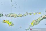 Tujuh titik panas  muncul di Pulau Sumba