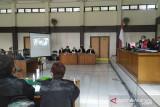 Hakim tolak eksepsi empat terdakwa korupsi Masjid Sriwijaya