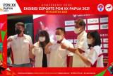 Mobile Legends, Free Fire, eFootball masuk esport di PON Papua