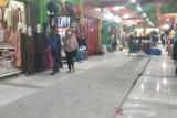 Akses jalan sempit, pedagang Pasar Kliwon kesulitan masukkan barang ke kios