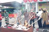 Barang-barang ini yang dimusnahkan di Kejaksaan Negeri Kota Bukittinggi