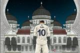 Posting foto Mesjid Raya Baiturrahman di Instagram Mesut Ozil diundang ke Banda Aceh