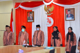 Jabat Ketua MES DIY Heroe Poerwadi ingin memajukan produk halal