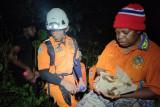 Tim SAR evakuasi pengibar bendera Merah Putih di gunung Cykloop Jayapura