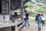 DNR Logistics salurkan bantuan PPKM Perum Bulog di Toraja