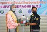 Bupati Inhu apresiasi perhatian perusahaan pada masyarakat
