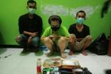 BNNP DIY menyita 14 paket sabu dari pengusaha paralayang di Jateng