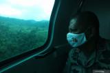 Kapolda Sulteng patroli udara  cari DPO teroris Poso