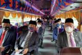 Anggota parlemen BN diterima Raja Malaysia
