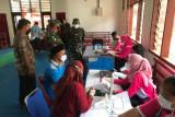 56,04 juta jiwa penduduk Indonesia telah mendapat vaksin COVID-19 dosis pertama