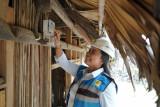 Ratusan warga Pulau Raijua nikmati layanan listrik 24 jam