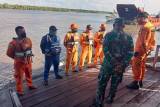 Tim SAR Asmat cari warga tenggelam di sungai