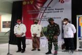 Mentan luncurkan bantuan ATM beras kepada warga terdampak pandemi