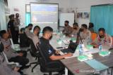 LKBN Antara memperkuat metode dasar jurnalistik Humas Jajaran Polda NTB