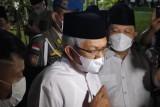 Percha Leanpuri dimakamkan di pemakaman keluarga Gandus Palembang