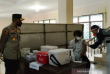 Polda Sumsel gandeng HMI vaksinasi  mahasiswa