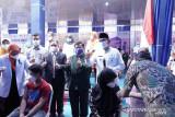 56,9 juta penduduk Indonesia telah menerima vaksin COVID-19 dosis pertama