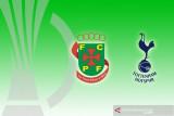 Tottenham takluk 0-1 dari Pacos dalam leg pertama playoff Liga Conference