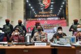 Polri sebut tersangka teroris ingin melancarkan aksi pada 17 Agustus