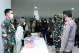 Panglima restui relawan RSDC Wisma Atlet jadi prajurit TNI